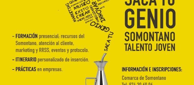 Banner Somontano Talento Joven