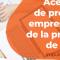 La Cámara de Comercio de Huesca promueve el proyecto de «Acelerador de Proyectos Empresariales»